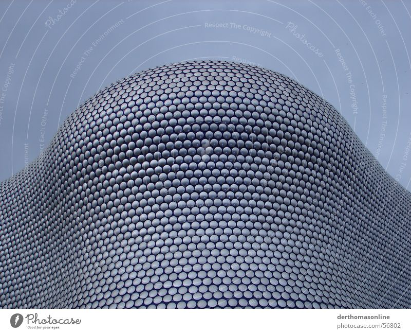 holiday shopping Building Might Large Shopping malls Fantastic World famous Uniqueness Birmingham England Great Britain Multiple Loads Circle Round Oval Curved