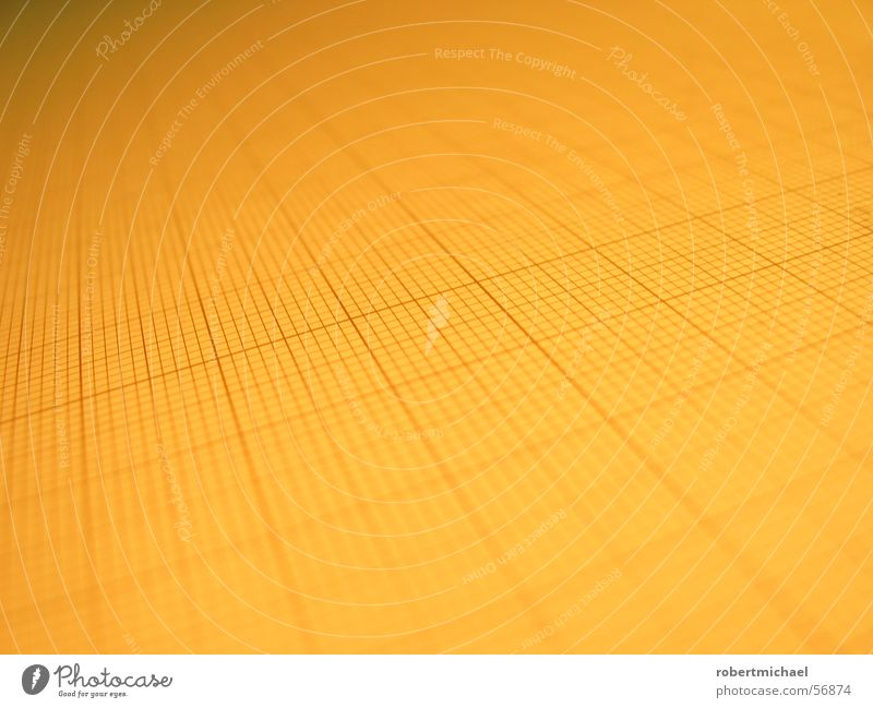Yellow Line Background picture Orange Perspective Paper Planning Things Copy Space Square Transparent Vertical Surface Conceptual design Classification Measure