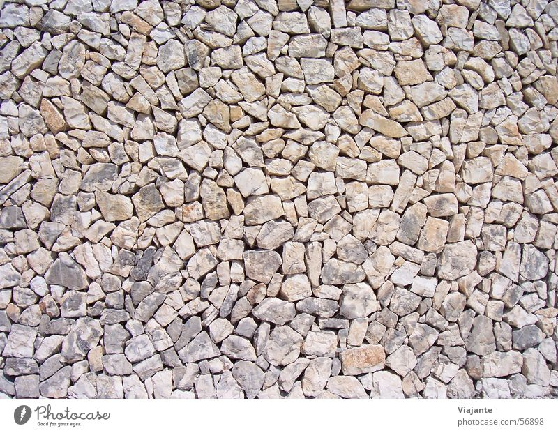 Nature Calm Wall (building) Stone Wall (barrier) Line Brown Background picture Beige Rustic Natural stone