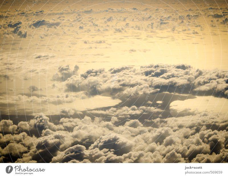 Nature Colour Ocean Clouds Far-off places Warmth Natural Coast Lanes & trails Happy Horizon Dream Air Illuminate Free Perspective