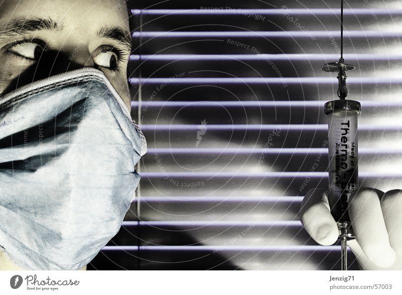 Next! Syringe Cannula Health care Immunization Hospital Medication Fear Pain