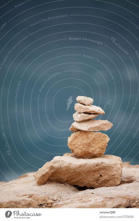 """<font color=""""#ffff00"""">-==- sync:ßÇÈâÈâ Art Esthetic Contentment Nature Pile of stones Freedom Wellness Relaxation Stone Tower Concentrate Spain"""