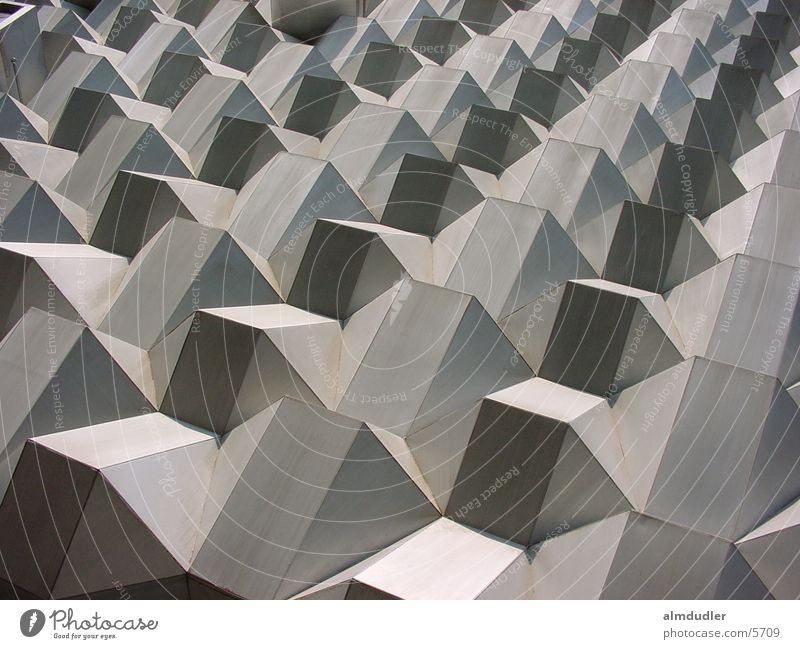 dresden department store Facade Dresden Concrete Gray Architecture