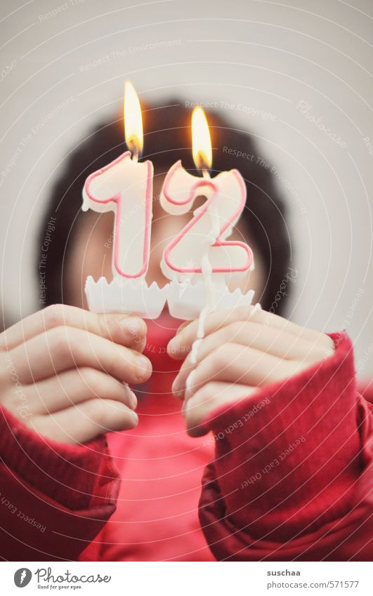 12.12.2013 Child Infancy Childrens birthsday Birthday Candle Fire Flame Feasts & Celebrations Fingers Hand Youth (Young adults) Young woman 8 - 13 years Wax