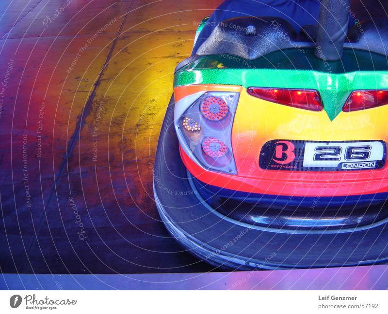 Car Fairs & Carnivals Flashy Bumper car