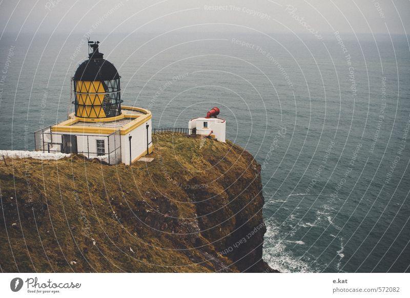 Sky Nature Vacation & Travel Water Landscape Far-off places Coast Illuminate Tourism Europe Adventure Lakeside Bay Lighthouse Scotland