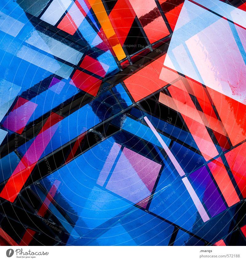 Blue Beautiful Red Black Window Style Exceptional Line Art Background picture Orange Elegant Lifestyle Design Modern Glass