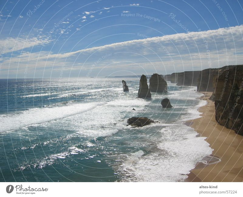 Australia Victoria Great Ocean Road