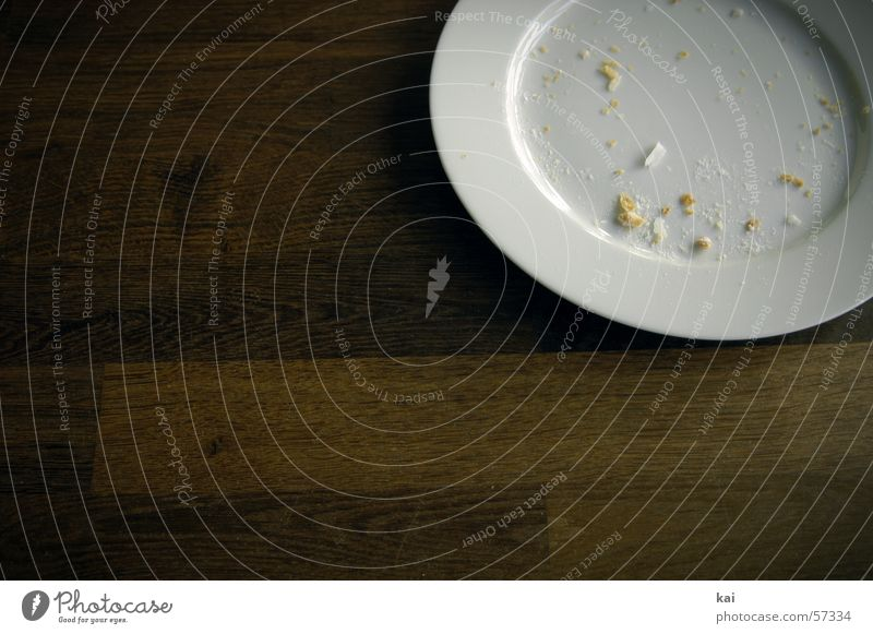 Sweet Cake Delicious Plate Sugar Baked goods Crumbs Edge of a plate Series of photos