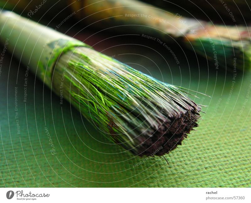Green Colour Art Dirty Violet Image Turquoise Painting and drawing (object) Cardboard Paintbrush Subsoil Second-hand Olive Arts and crafts  Bristles Acrylic paint
