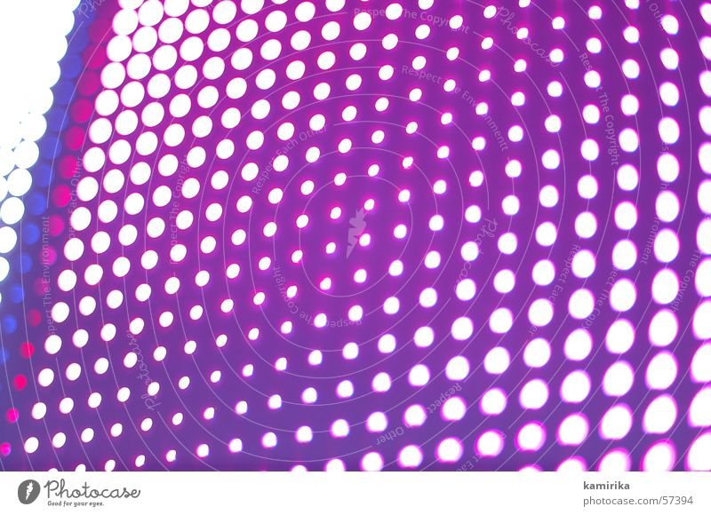Lamp Background picture Violet Point Screen Flashy LCD