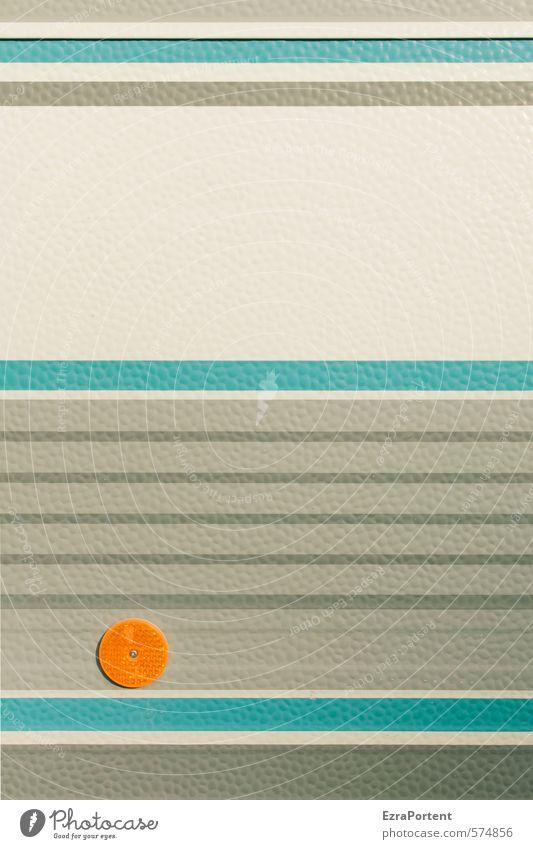 Blue White Gray Line Art Orange Arrangement Simple Stripe Round Sign Many Considerable Geometry Direct Symmetry