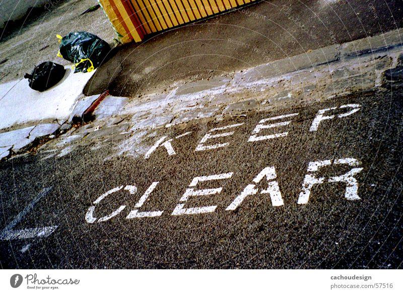 so far so clean Clean Trash Untidy Converse Disobedient Street Dirty Trashy Lane markings