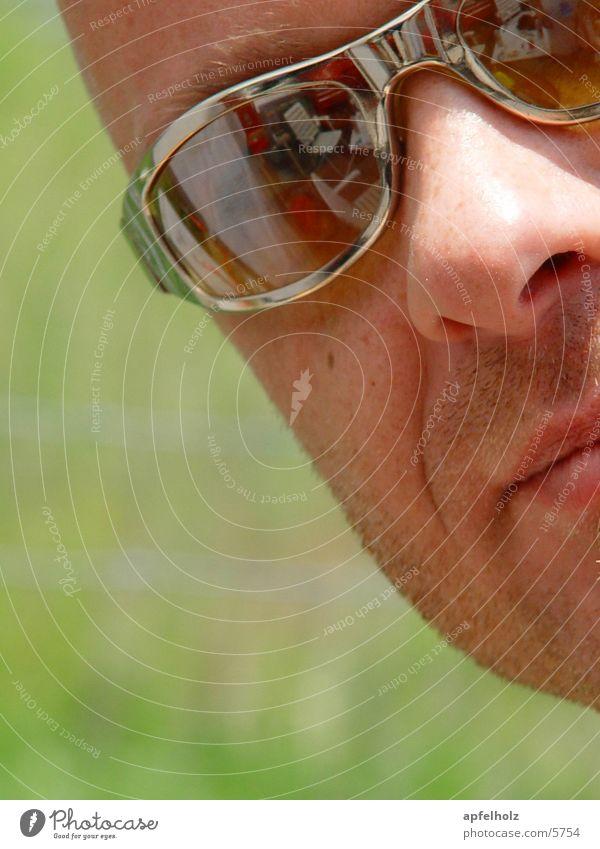 lookman Portrait photograph Masculine Eyeglasses Man Cool (slang) Looking