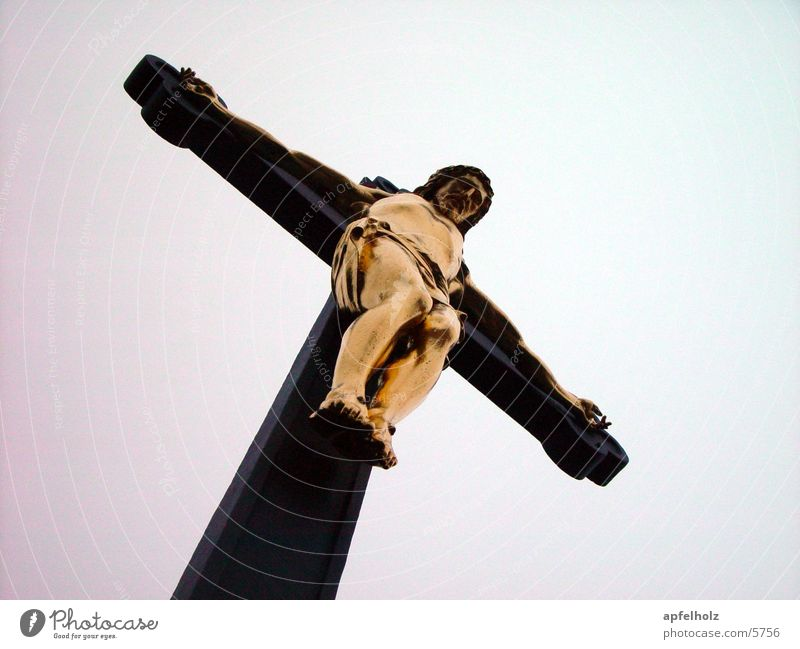 inri Jesus Christ Religion and faith Iconic Obscure Back