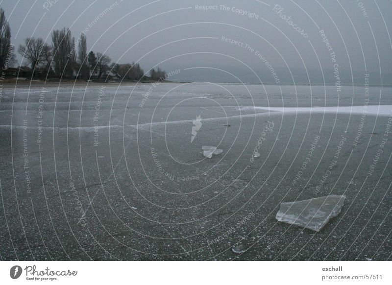 Nature Winter Loneliness Calm Cold Gray Sadness Lake Horizon Ice Island Frost Grief Frozen Risk Boredom