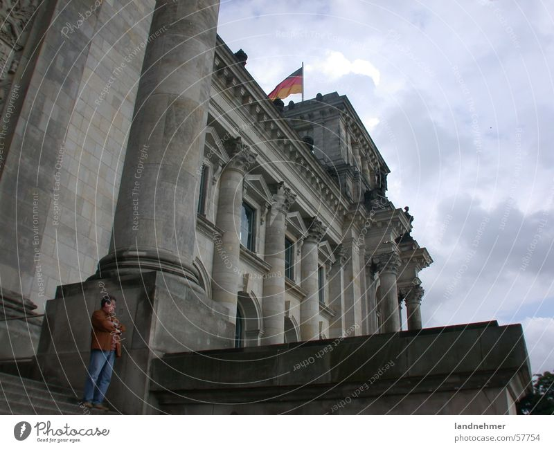 Reichstag Berlin Building Germany