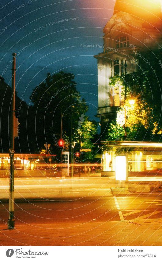 Dark Berlin Transport Speed Lifestyle Luxury City life Rich Mixture Avenue Vest Kurfürstendamm