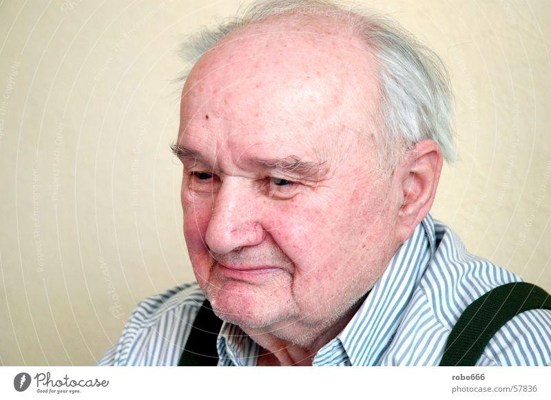 Senior citizen Gray Sadness Think Grief Sweet Grandfather