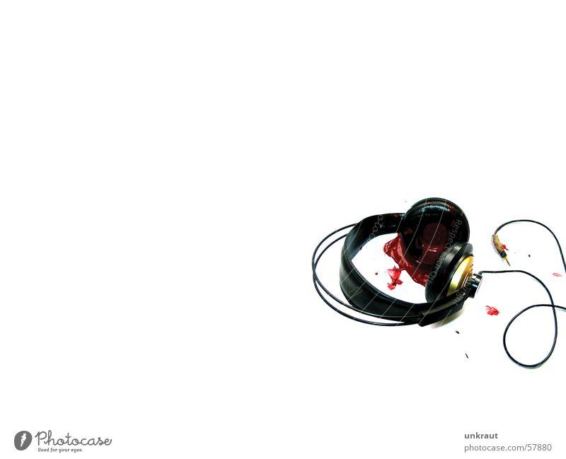 headphone Headphones akg k141 bloody headphones Blood rawtunes