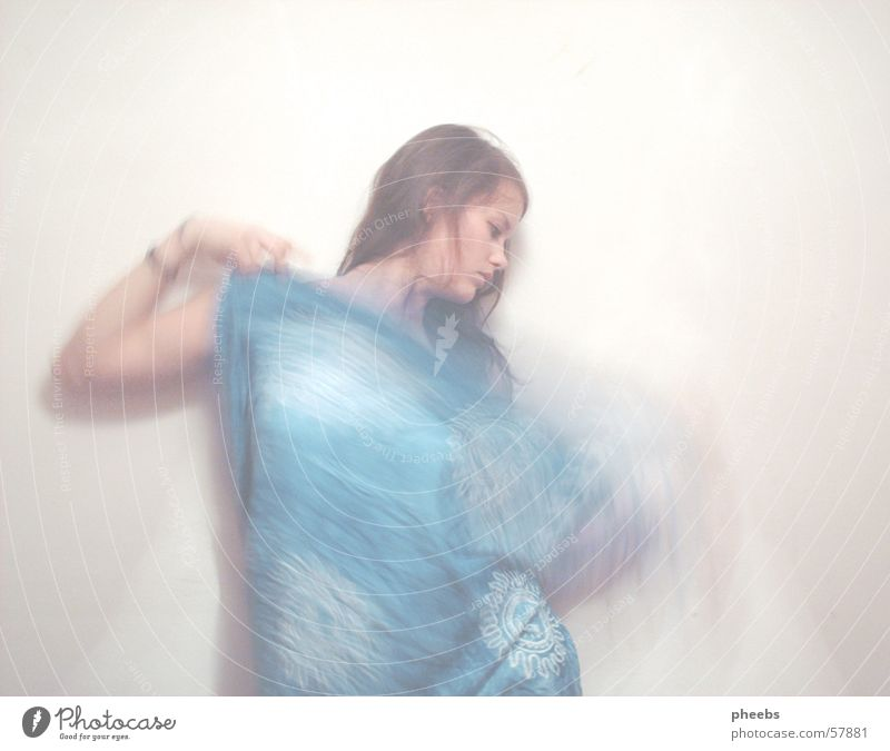 Woman Human being Dance Pallid Rag Concealed Performance art Movement