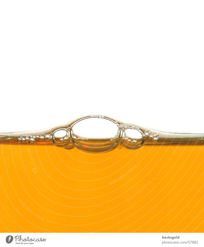 brabbel bubble Beverage Juice Macro (Extreme close-up) Soap bubble Breakage Bubble Blow Tea Orange Water Lens