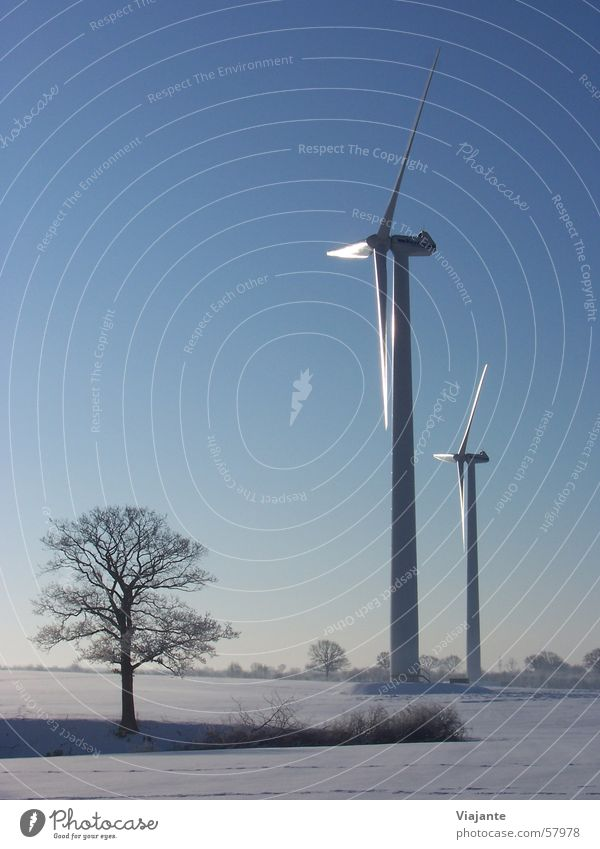 Sky Clouds Movement Landscape Wind Weather Environment Horizon Energy industry Electricity Technology Climate Wind energy plant Climate change Propeller Rotor