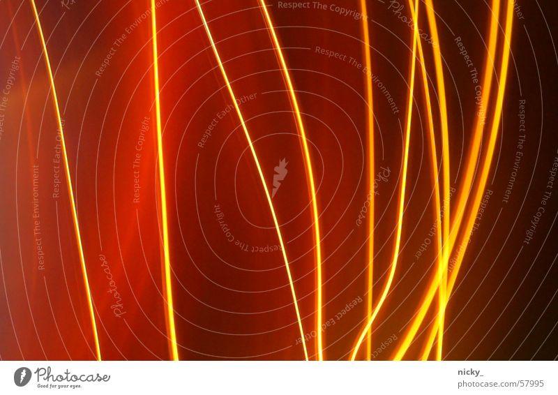 Red Calm Dark Orange Blaze Stripe Burn Vertical Penitentiary Agitated