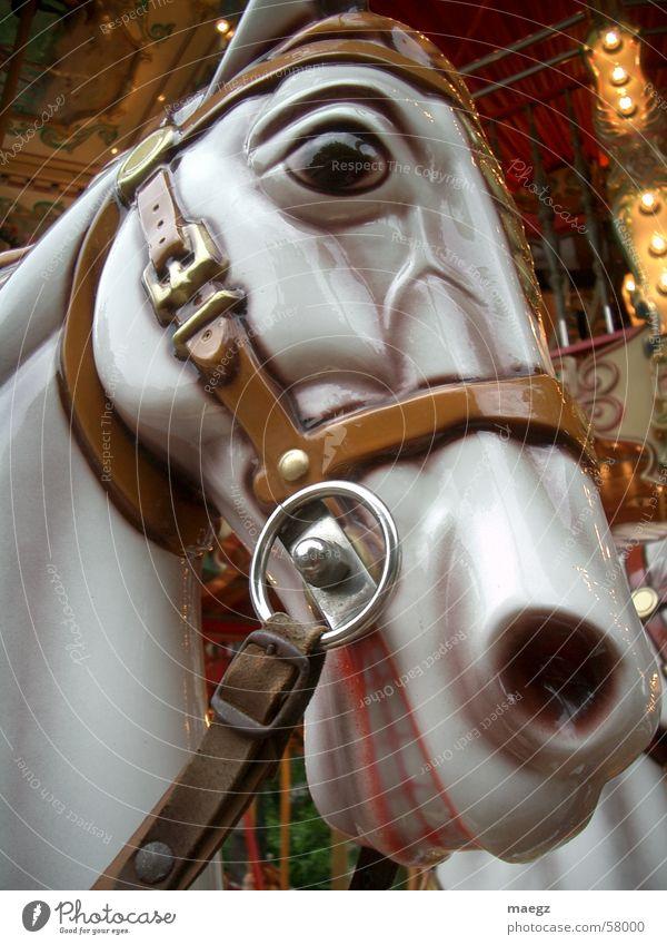 Joy Leisure and hobbies Glittering Horse Toys Crockery Fairs & Carnivals Carousel Halter