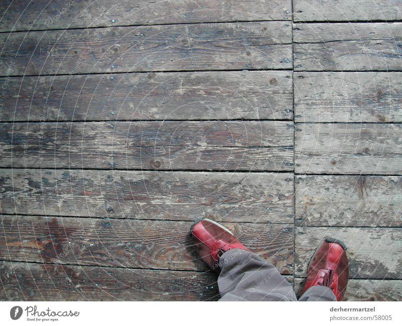 Wood Footwear Going Walking Stand Floor covering Hallway Sneakers Plank
