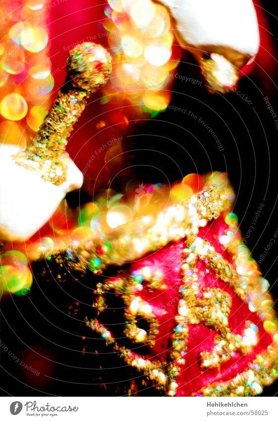 Christmas & Advent Gold Decoration Beat Drum set Drum Festive