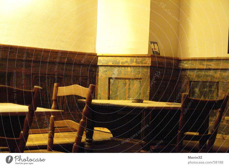 Calm Room Table Chair Gastronomy Roadhouse Tavern