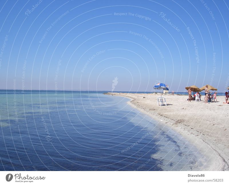 Water Sky Sun Ocean Blue Summer Joy Beach Vacation & Travel Calm Far-off places Relaxation Dream Warmth Island Leisure and hobbies