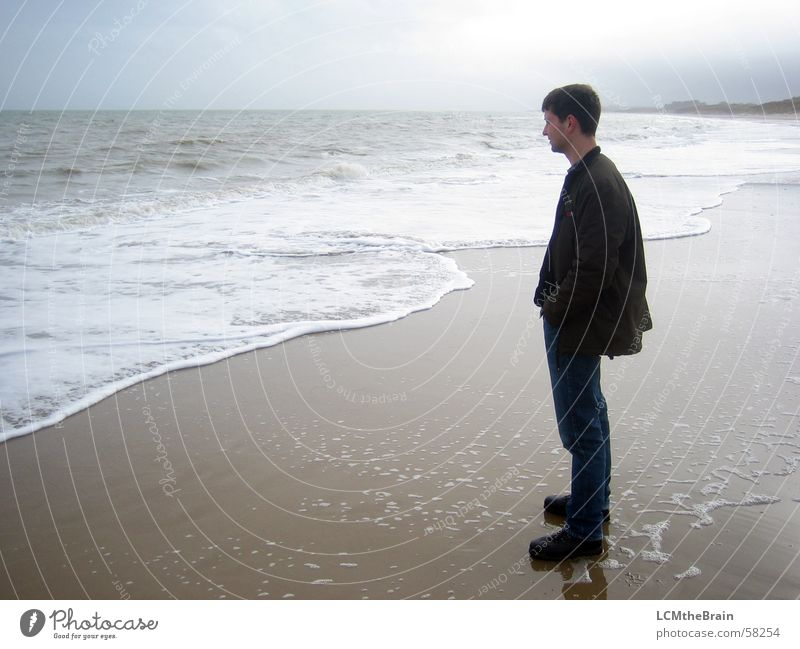 Nature Ocean Beach Clouds Dark Sadness Think Landscape Europe Gloomy Romance Gastronomy Longing Ireland Pensive Field recording