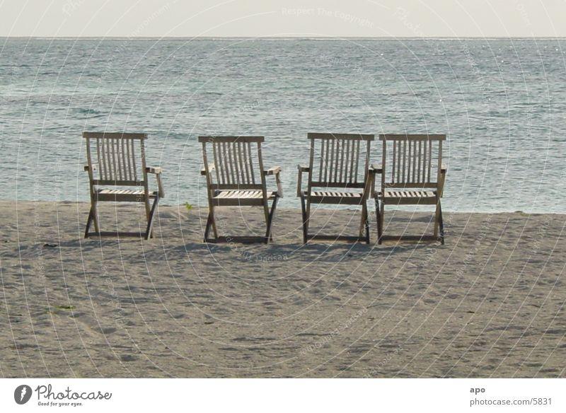 ...all gone Beach Vacation & Travel Ocean Chair Sun