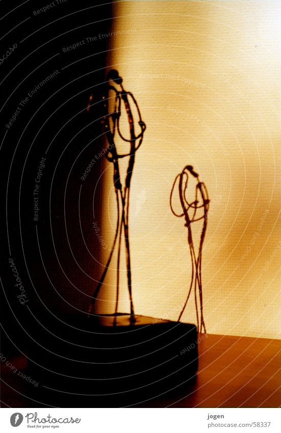 """""""The Lovers"""" Together Agreed Friendship Statue Peace Harmonious Connectedness Embrace Narrow Loyalty Shadow play Eternity Touch Kissing Man Woman Art"""
