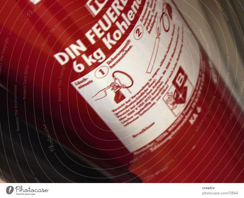 Fire! Extinguisher Dangerous Things Threat Blaze Fire department powder extinguisher extinguishing insert