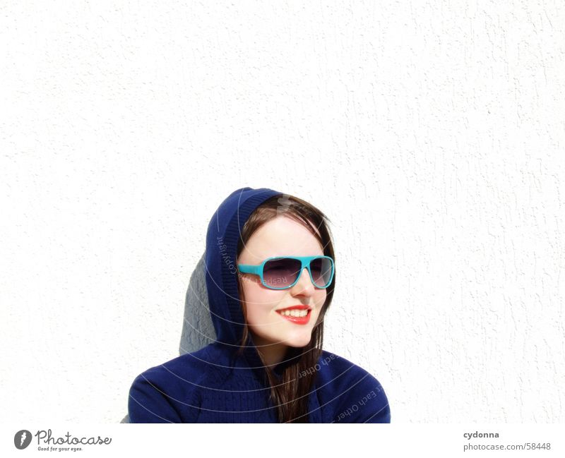 Sunglases everywhere XII Lips Lipstick Light Style Row Woman Portrait photograph Glittering Cosmetics Sunglasses Skin session Human being Face