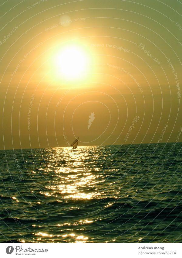 Water Sun Street Lake Watercraft Waves Sailing Sailboat