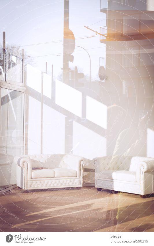 City White Far-off places Style Bright Elegant Lifestyle Design Modern Fresh Esthetic Furniture Hip & trendy Sofa Luxury Positive