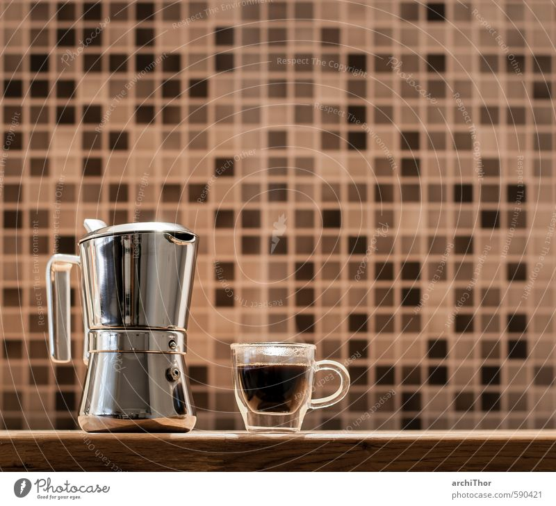 Relaxation Calm Black Warmth Style Brown Metal Food Glittering Design Glass Esthetic Warm-heartedness Beverage Cool (slang) Coffee
