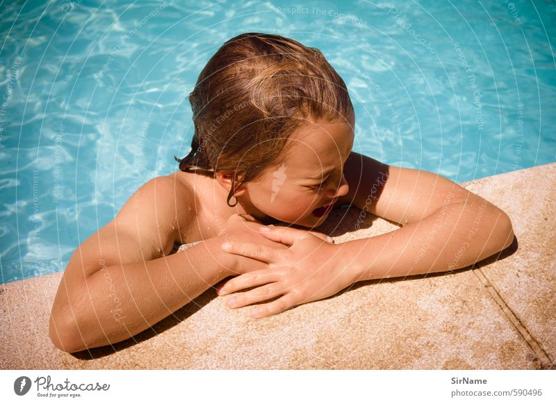 Human being Child Vacation & Travel Beautiful Summer Water Sun Cold Warmth Boy (child) Playing Lifestyle Swimming & Bathing Contentment Leisure and hobbies