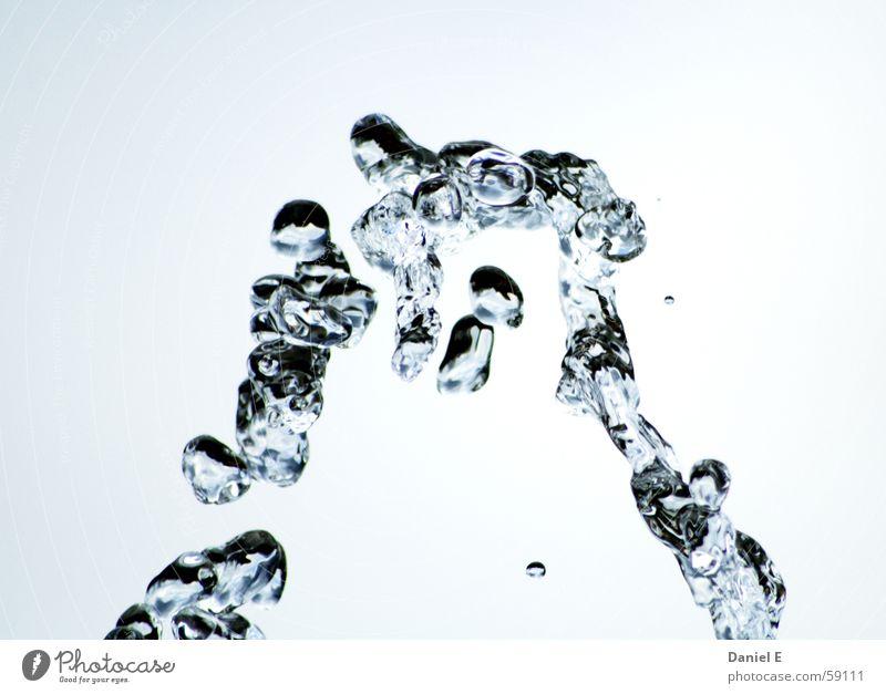 splash Drops of water Water