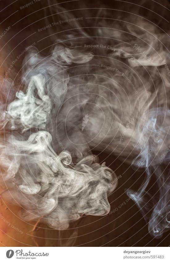 Smoke in room Design Wallpaper Air Clouds Fog Movement Dark Blue Gray Black White Colour backdrop background Curve Effect light mystery Mystic shape Odor smoke