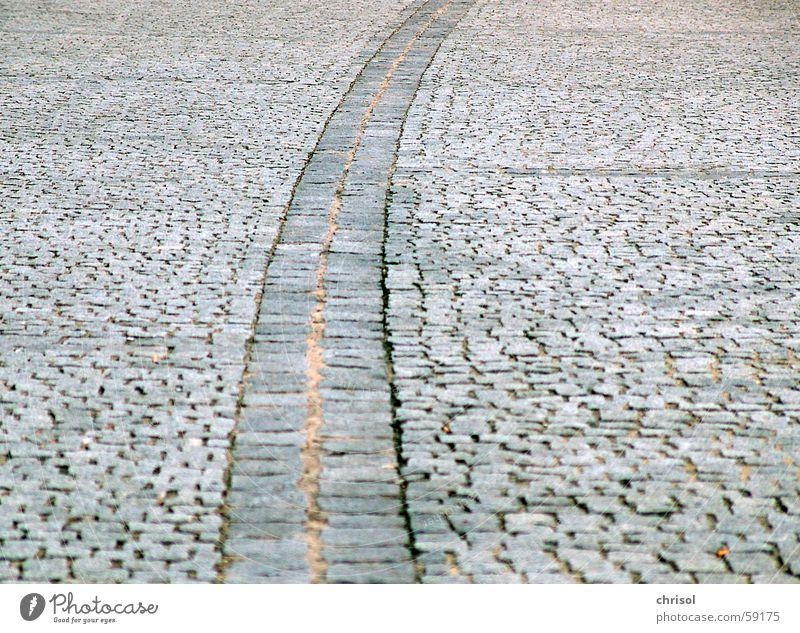 """borderline"" Border Places Granite Gray Warped Inattentive Offset Degrees Celsius Lanes & trails Line Divide Division Paving stone Adjust"