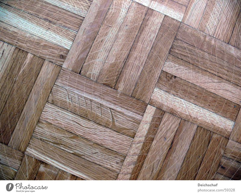 Wood Line Crazy Floor covering Parquet floor