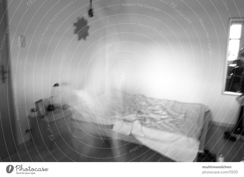 Lamp Jump Room Bed Ghosts & Spectres  Blanket Photographic technology