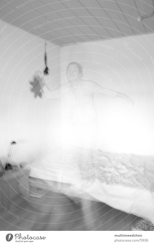 Jump Bed Ghosts & Spectres  Photographic technology