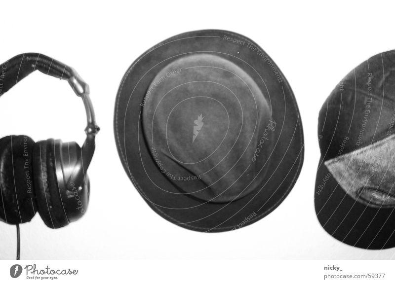 White Sun Black Wall (building) Style Music Weather Hat Disc jockey Checkmark Beat Baseball cap