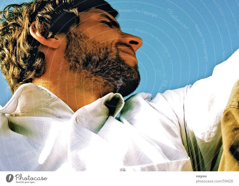 Syrian Facial hair Portrait photograph